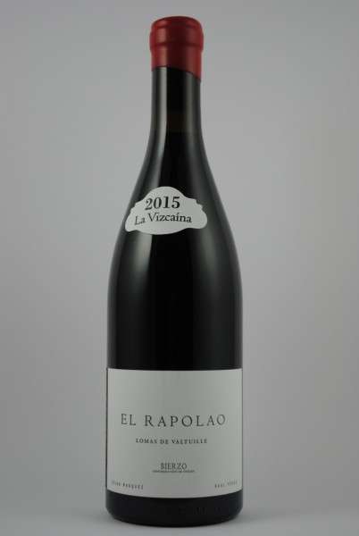 2015 LA VIZCAINA El Rapolao